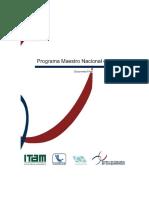 Programa Maestro Nacional Trucha