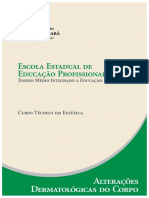 3- Estetica Alteracoes Dermatologicas Do Corpo