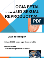 Ecologia Fetal y Salud Sexual Reproductiva