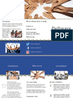 brochure assignment