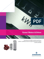 brochure Dyneo® Motors & Drives