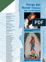Fiestas Virgen del Rosario (Vilella)