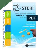 STERi Compact Air Purifier Broucher_v1(A5)