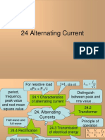 Ch 14 - Alternating Current