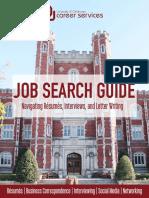 Job Search Guide 2017-2018