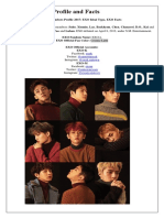EXO Members Profile and Facts