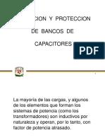 04 Protección de Bancos de Capacitores