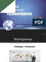 softskill technopreneur