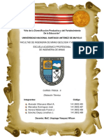 Dilatacion Termica - Fisica - II