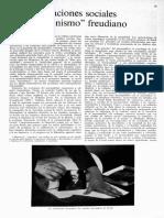 """Marcuse - Las implicaciones sociales del """"revisionismo"""" freudiano"""