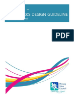 Volume 1 Civil Works Design Guideline Adopted 24 Oct 2012