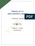 Manual of c1