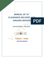 Manual of s1