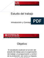 I. Introduccion al Estudio del trabajo.ppt
