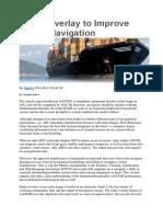 Radar ECDIS Integration