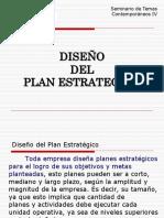 1 Diseño Del Plan Estrategico