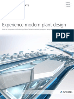 Plant Design Suite 2016 Brochure