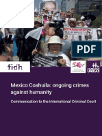 ANGMexico Coahuila Ongoing Crimes Against Humanity FIDH-final a Revisar