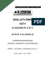 Sol.AITS-PT#02-Drp.Engg.(P+C+B)Code-A(13.11.16)