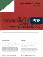 Livret Maintenance 911_912