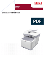 Handbuch Oki c3530 Mfp