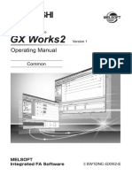 GX Works2 Version 1 Operating Manual (Common) - Sh080779engs