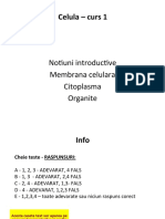 Celula Eucariota Medicina c1