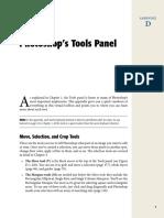 Photoshop Tool Panel