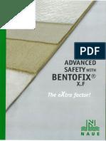 Brochure - BENTOFIX Geosynthetic Clay Liners