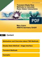 CFD 06 Kainz ANSYS Instationaere Kopplung Von Schaufelreihen