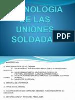4.-Tecnologia de Las Uniones Soldadas