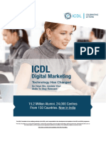 Why ICDL Digital Marketing Syllabus? AcademySID