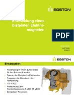 EM 04 Jamy Egston Entwicklung Eines Bistabilen Elektromagneten