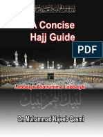 A Concise Hajj Guide by Najeeb Qasmi