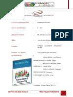 Monografia Inclusion Educativa