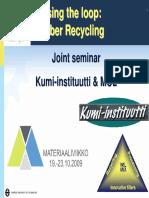 Rubber Recycling Dierkes