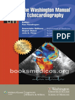 The Washington Manual of Echocardiograplhy_booksmedicos.org