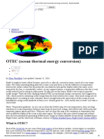 How Does OTEC Work_ (Ocean Thermal Energy Conversion) - Explain That Stuff