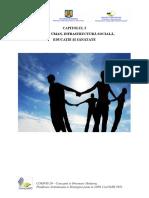 CAPITOLUL 5 -CAPITAL UMAN, INFRASTRUCTURĂ SOCIALĂ, EDUCATIE SI SANATATE (1)