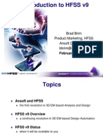 Presentation_-_An Introduction to HFSS v9.0