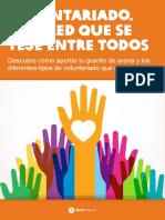 Oxfam - Voluntariado