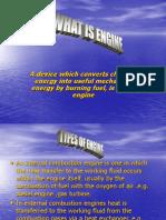 Basic Engine Presentation1