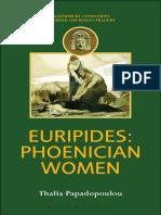 Euripides - Phoenician Women