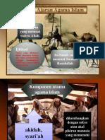 Sumber-sumber Ajaran Islam