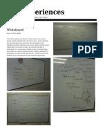 ELT Experiences - PDF Format