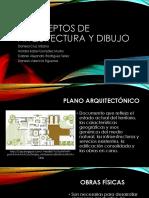 Conceptos de Arquitectura y Dibujo