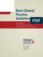 Burn Practice Guideline