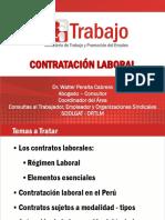 CONTRATOS LABORALES