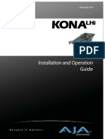Aja Kona Lhi Manual v10.3