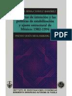 Las Cartas De Intencion Y Las Políticas De Estabilización